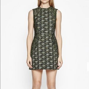 NWT French Connection Olive Dress